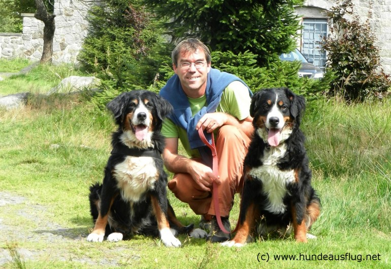 Kaj Kinzel – Gastautor und Hundetrekking-Experte