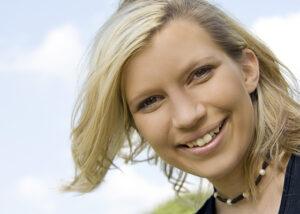 Hundetrainerin Kristina Falke