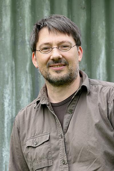 Hundetrainer Jörg Ziemer