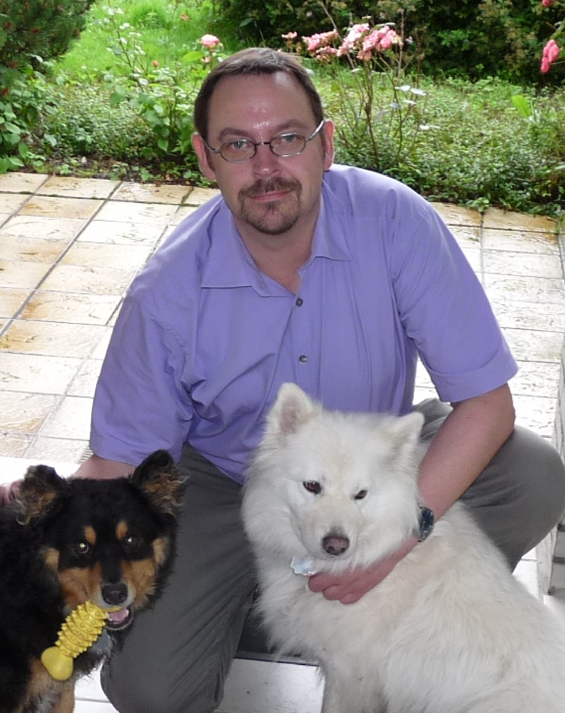 Hundepsychologe Thomas Riepel