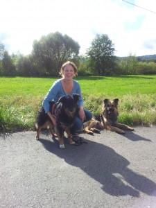 Sabrina Reichel – Gastautorin und Hundetrainerin