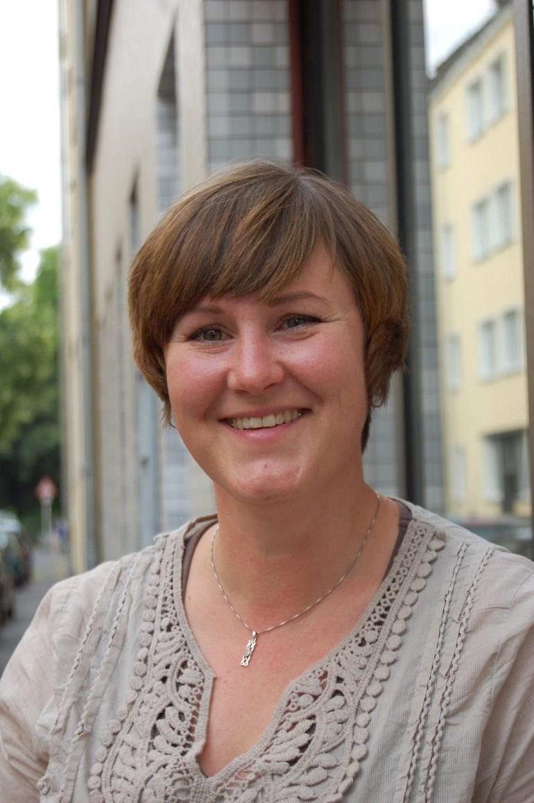Dagmar Vogel – Gastautorin und Gründerin