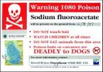 Giftköder & Hundehasser