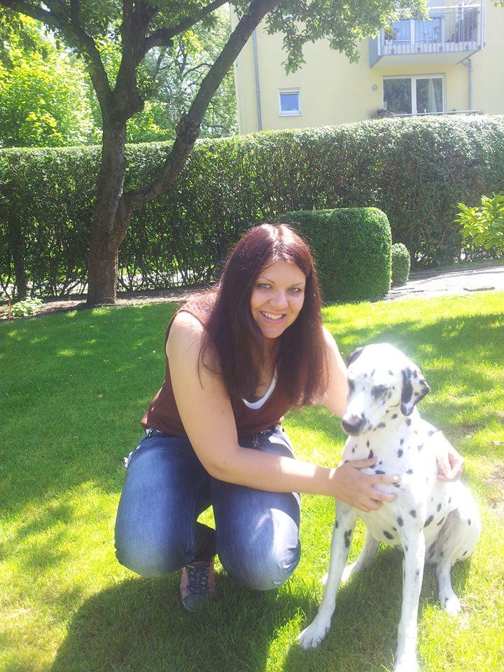 Luisa Dziki - Hundefreundin und Dalmatinerkennerin