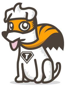 Tierheimhelden Hund Logo