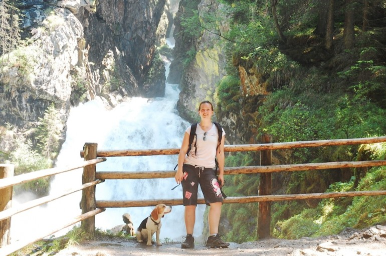 Alica Junker – Gastautorin und Hundebloggerin
