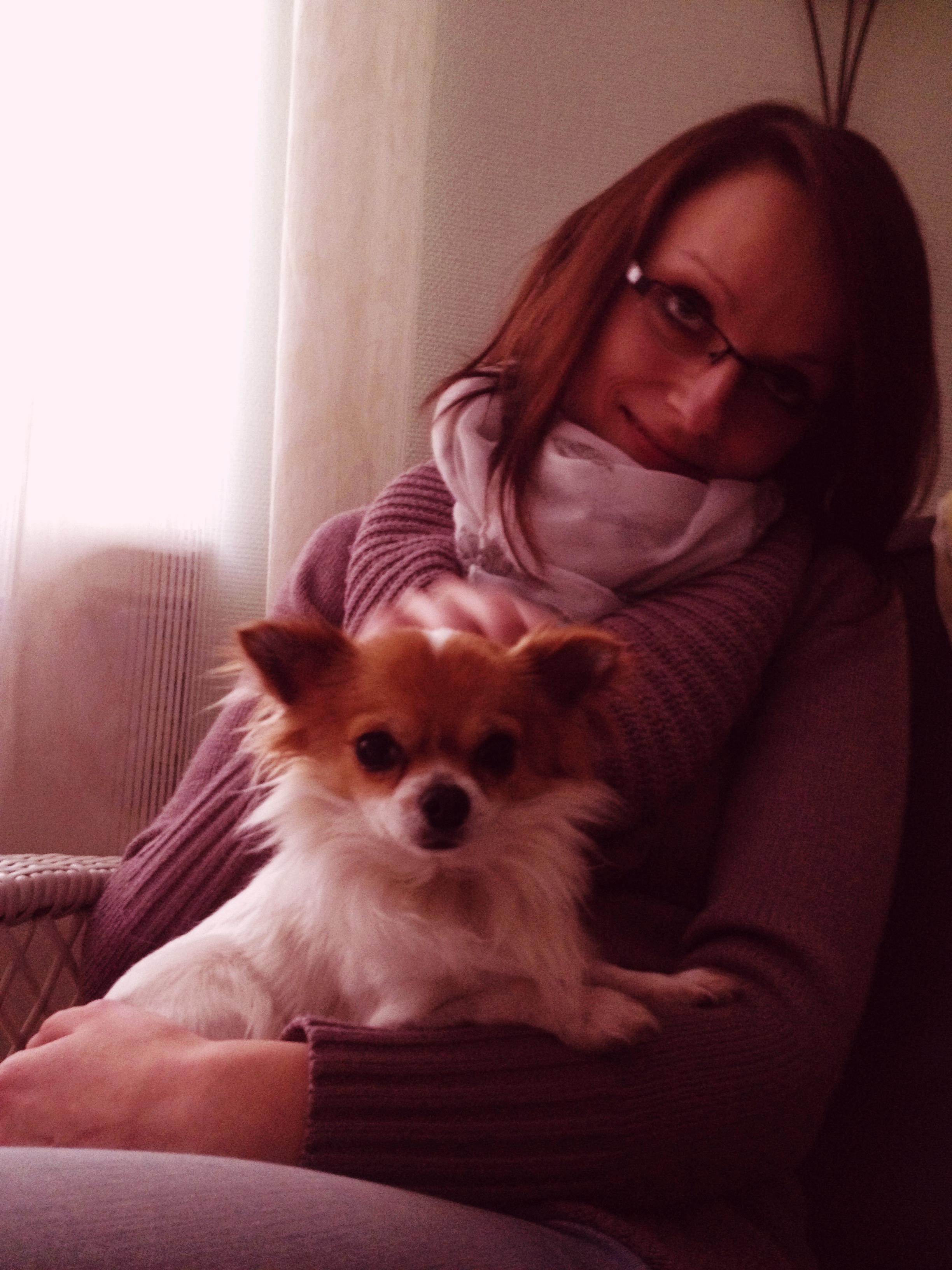magdalena Baszton Portrait mit Emilio