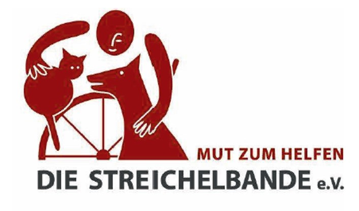 streichelbande Logo