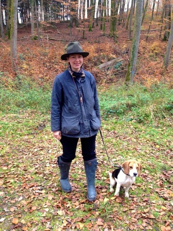 Kein Waldschrat, aber liebender Hundebesitzer