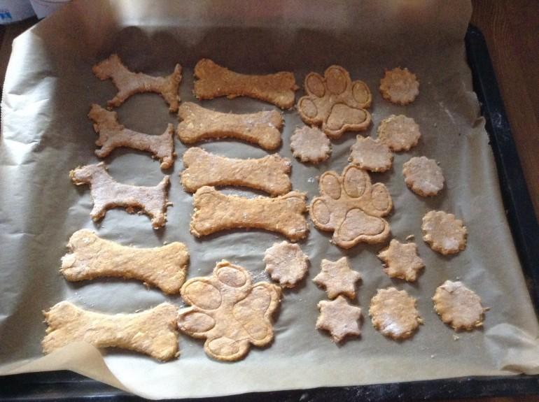 Hundekekse für Eure Liebsten