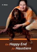 "Buchcover ""Happy End für Haustiere"""