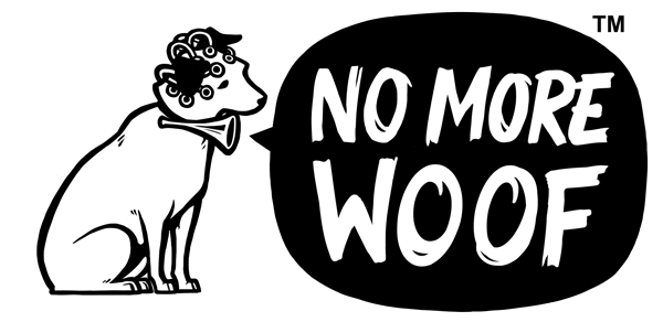 no more woof logo
