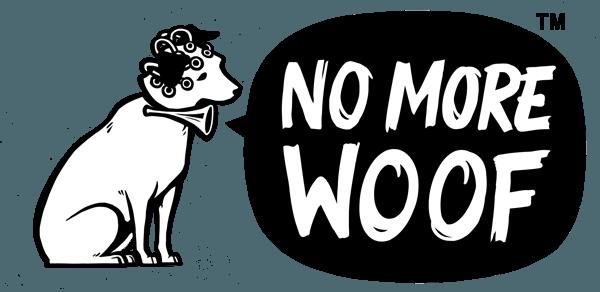 no more woof logo