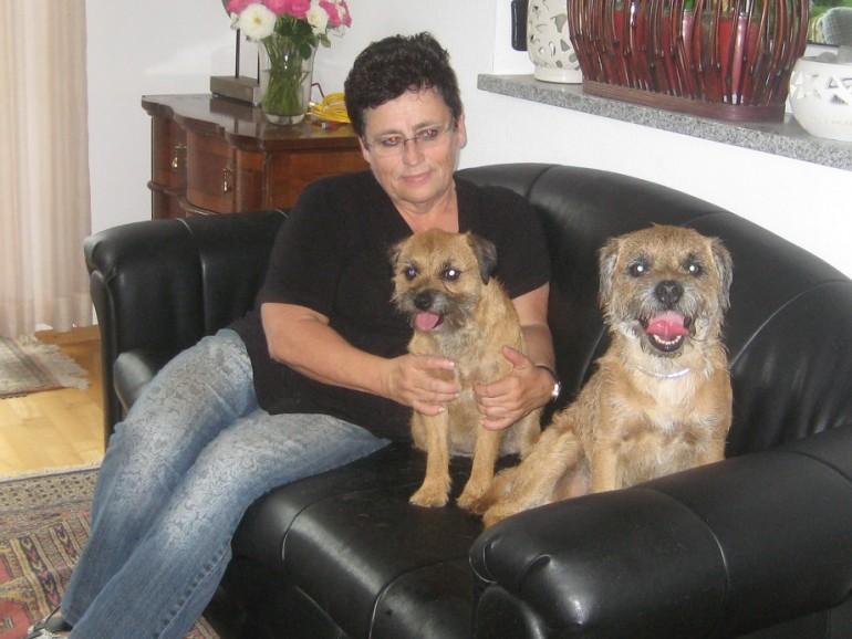 Ingrid Seibert – Gastautorin und Border-Terrier Züchter