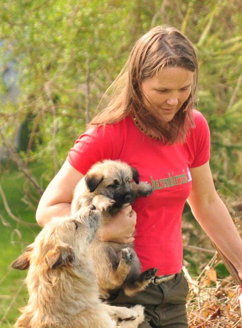 Kristin Oberhauser mit Bambi