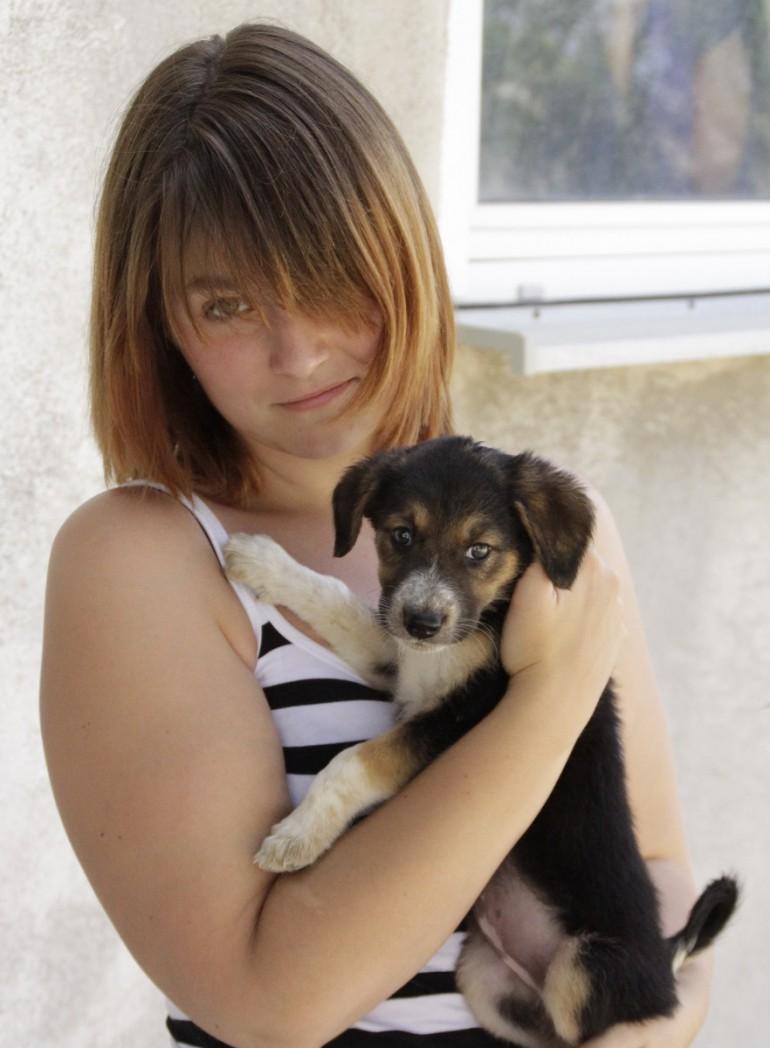 Nadine Brandt – Gast- und Hundebuchautorin