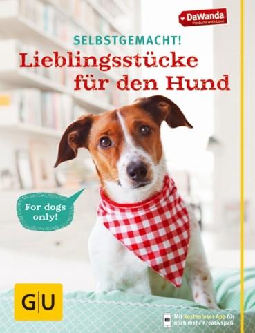 Buchvorstellung – Selbstgemacht! Lieblingsstücke für den Hund