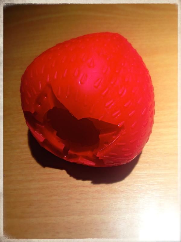 Erdbeere Kauball