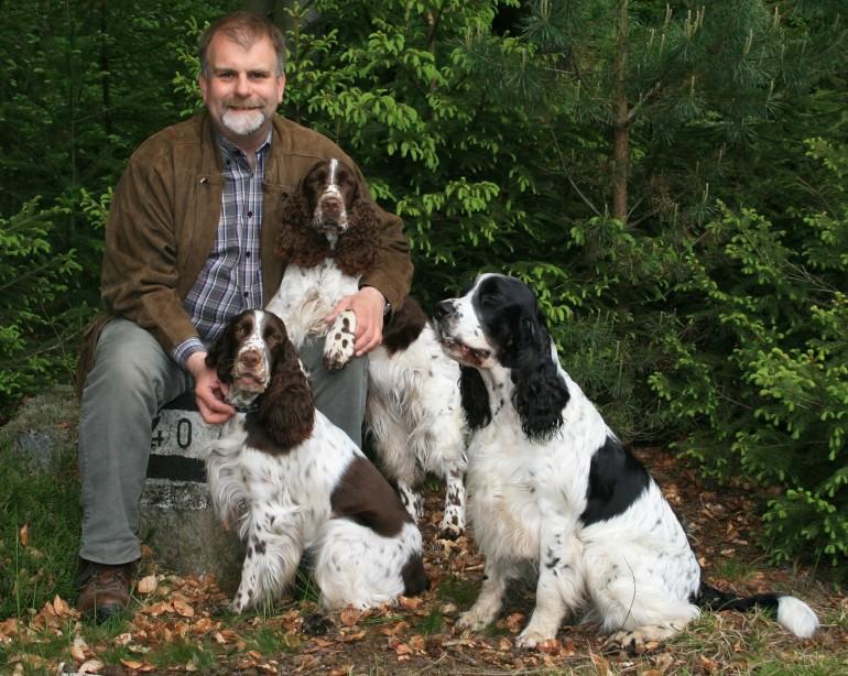 Ulf F. Baumann – Gastautor und Hundezüchter