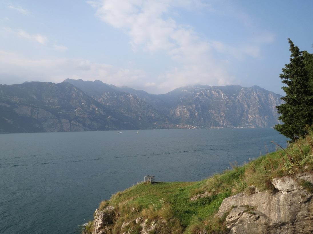 Gardasee - Aussicht