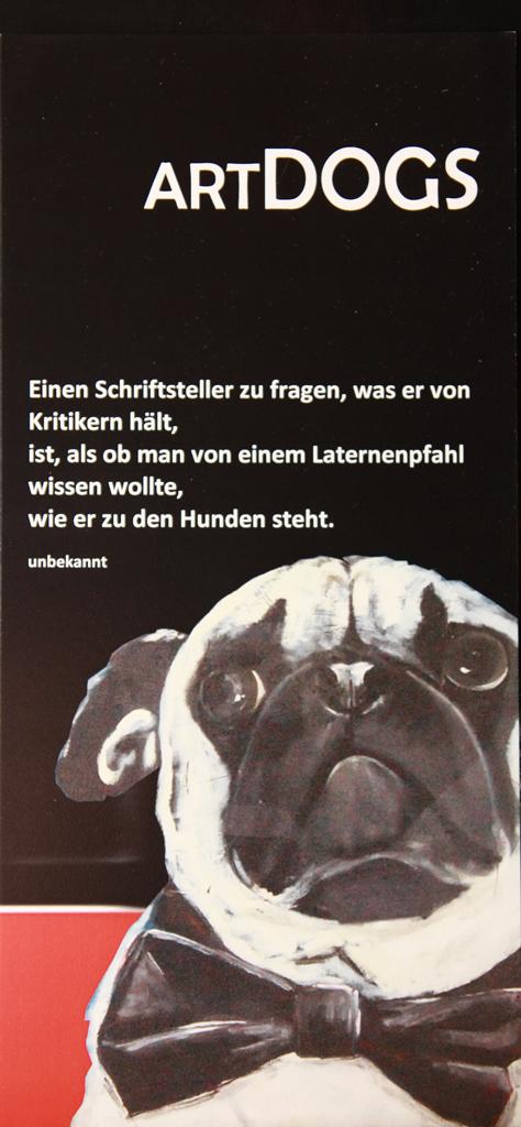 ArtDog Plakat