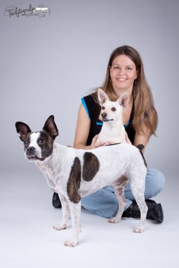 Wie wird man zur Hundeverhaltensberaterin, Tania Hoffmann?