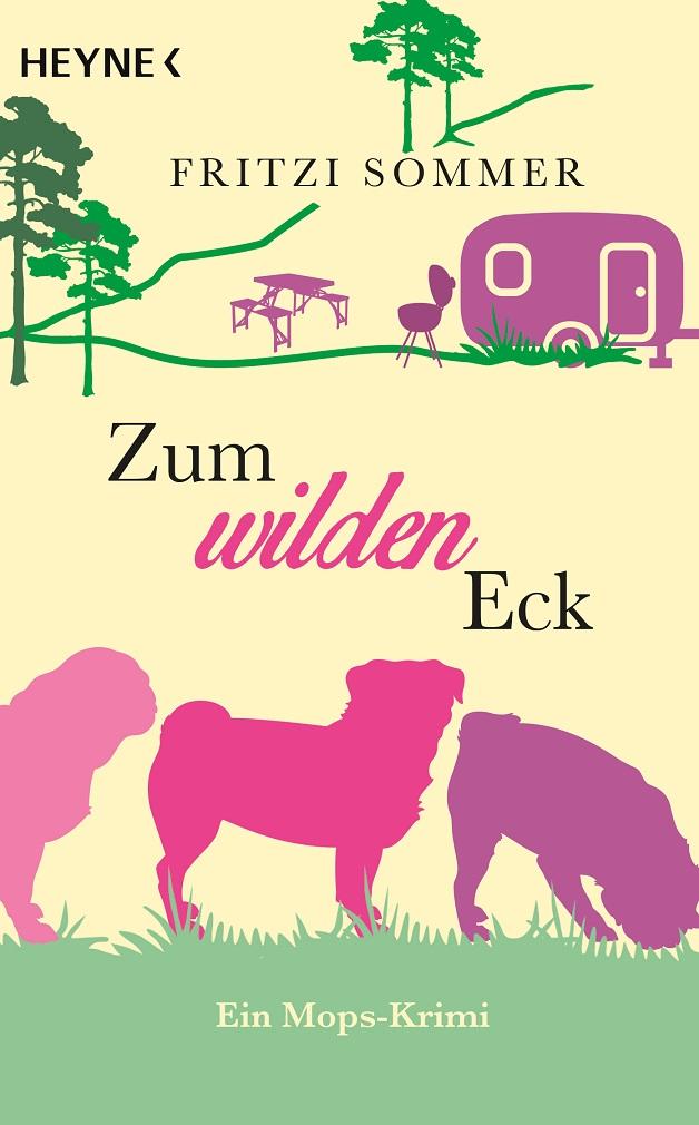 Fritzi Sommer - Zum wilden Eck Cover