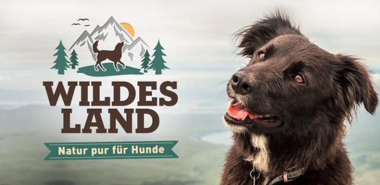 Wildes Land – natürliches Futter für Hunde
