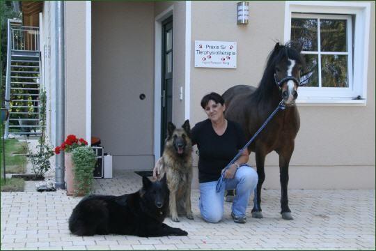 Praxis für Tierphysiotherapie Ingrid Pereson-Kling