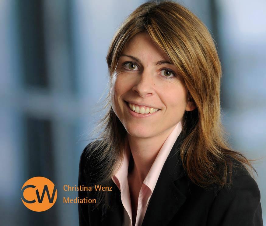 Christina Wenz im Portrait