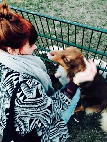 Lara Schotten – Hundemensch und Redakteurin
