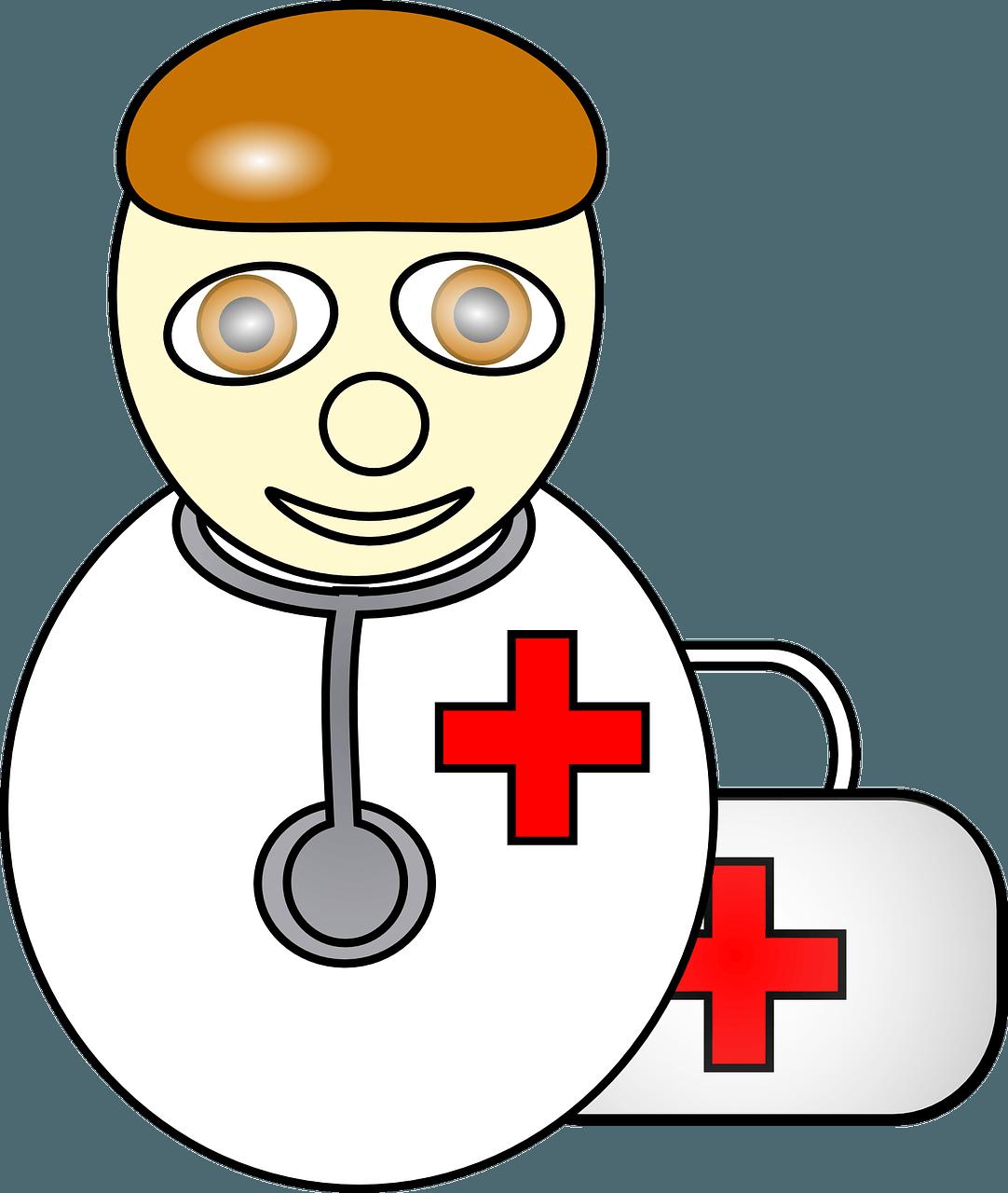 Tierarzt Clipart