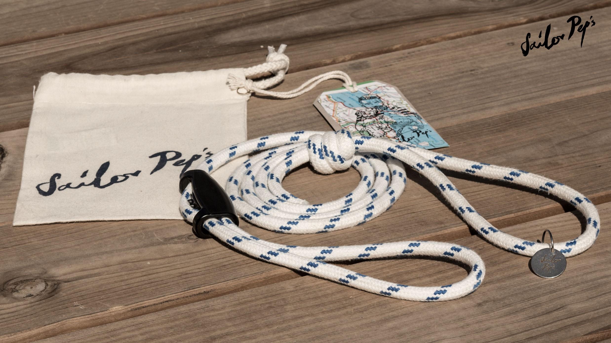Sailor Peps Hundeleine und Tasche