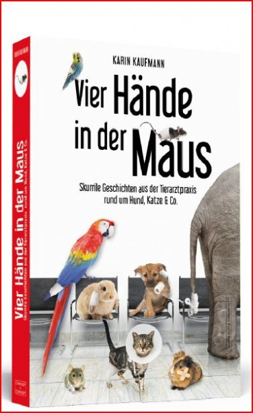 Vier Hände in der Maus – Leseprobe