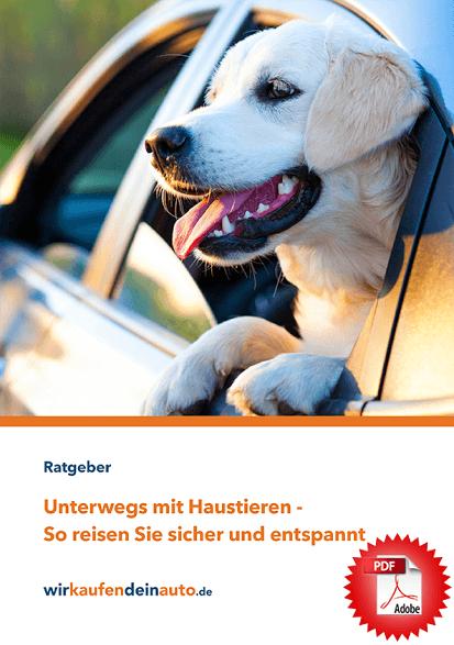Unterwegs mit Haustieren - WKDA
