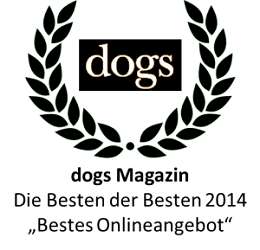 Issn Rüde Gewinner Dogs Award