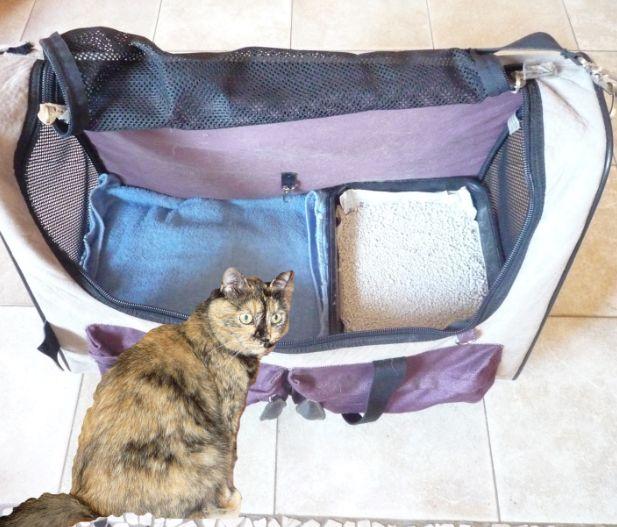 Uhu-Reisetasche