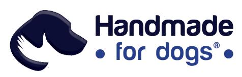handmade for dogs logo