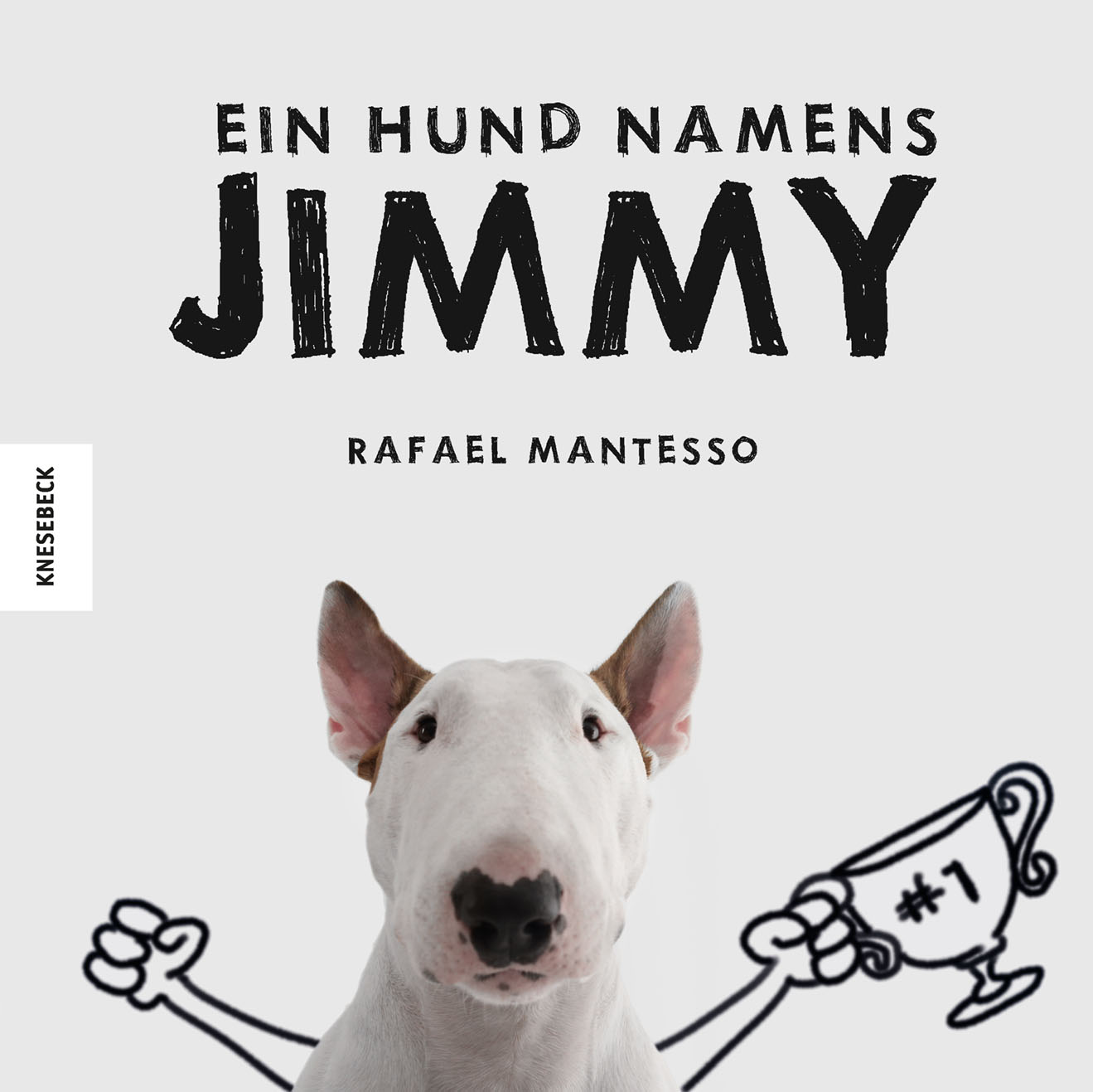 ein hund namens jimmy - buchcover