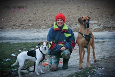 Anja Kiefer – Gastautorin und Hundetrainerin