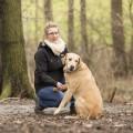 stefanie werner mit hund