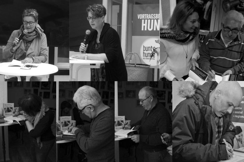 Autoren legten sich ins Zeug – Best of ist ein Renner