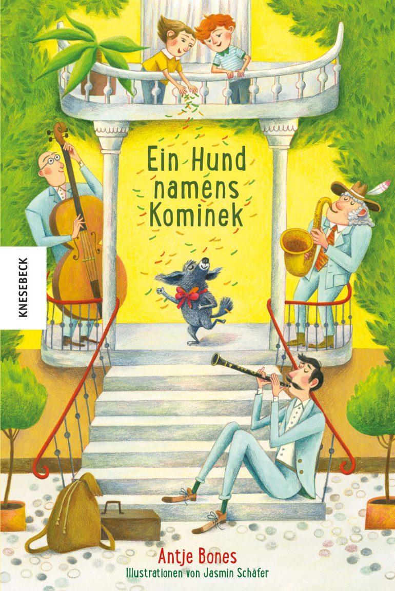 Ein Hund namens Kominek – Buchvorstellung inkl Leseprobe