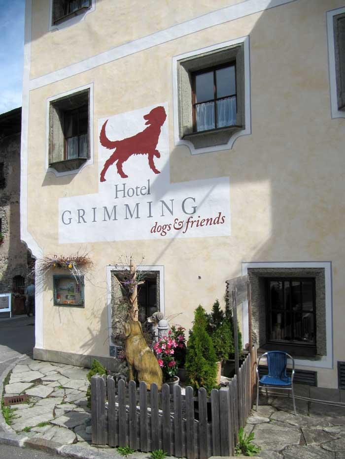 Hotel Grimming - hundefreundlich