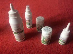 Aniforte Produkte für die Parasitenabwehr