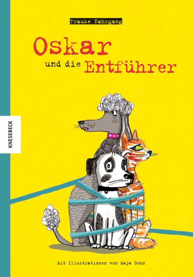 """Hundebuch-Vorstellung """"Oskar und die Entführer"""""""