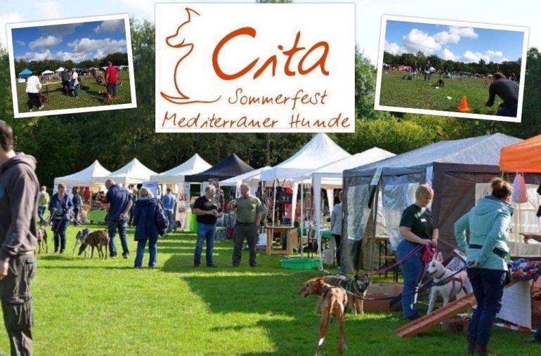 """""""CITA – Sommerfest mediterraner Hunde"""" 2019"""