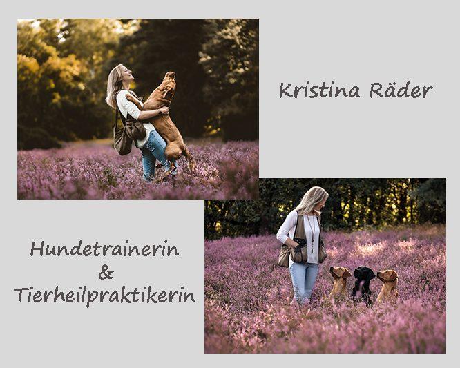 Kristina Räder – Hundetrainerin und Tierheilpraktikerin