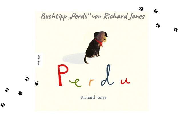 Perdu von Richard Jones