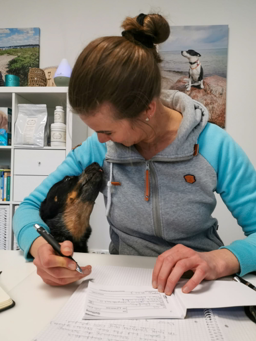 Silke Braun Förde Hundephysiotherapie